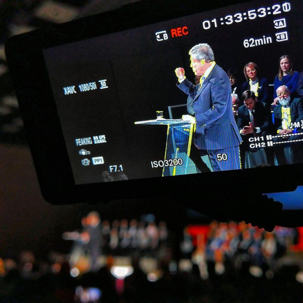22 декабря 2017 XX съезде партии «Яблоко»
