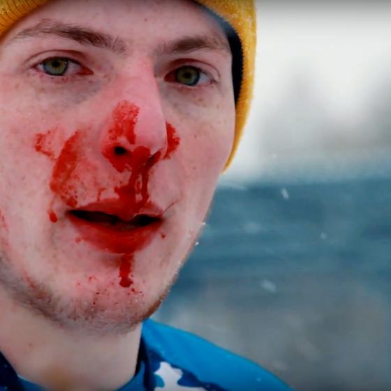Снежное Регби 2018 (Snow Rugby 2018)