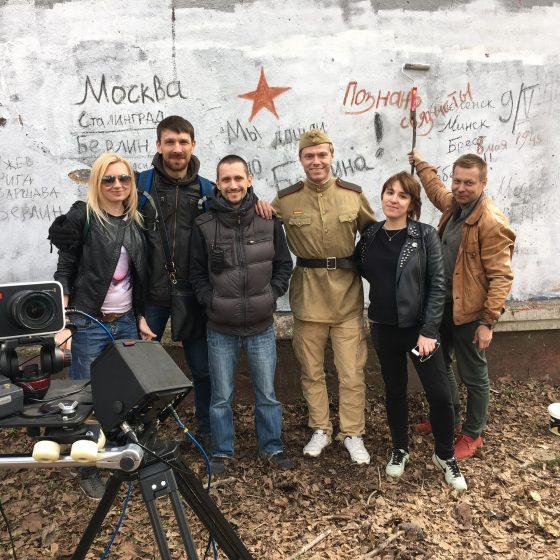 """ТВ-3 """"День победы"""" 28 апреля 2016"""