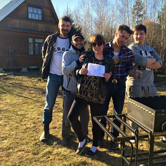"ТВ-3 ""Супермайские"" 12 апреля 2016"