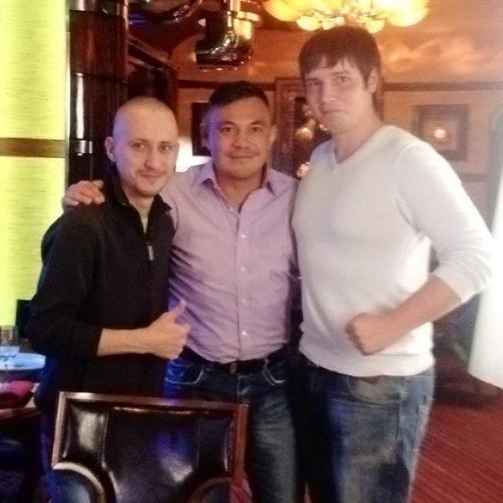 Виктор Федосеев оператор-постановщик